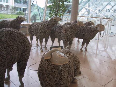 Crystal Zoom Uptown Sheep